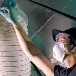 Air Duct Cleaning Miami Employee